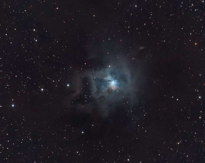 Туманность Ирис NGC 7023