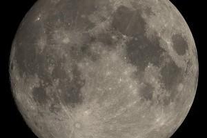 Луна в полнолуние 28 мая 2018 года