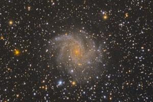 Галактика «Фейерверк» (NGC 6946)