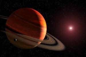 Газовые планеты гиганты