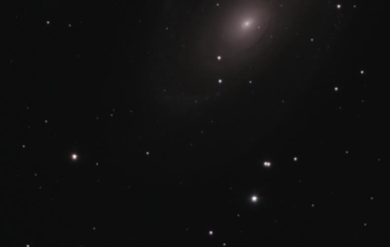 Исходное изображение M82