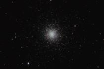 M3 шаровое скопление в Гончих Псах