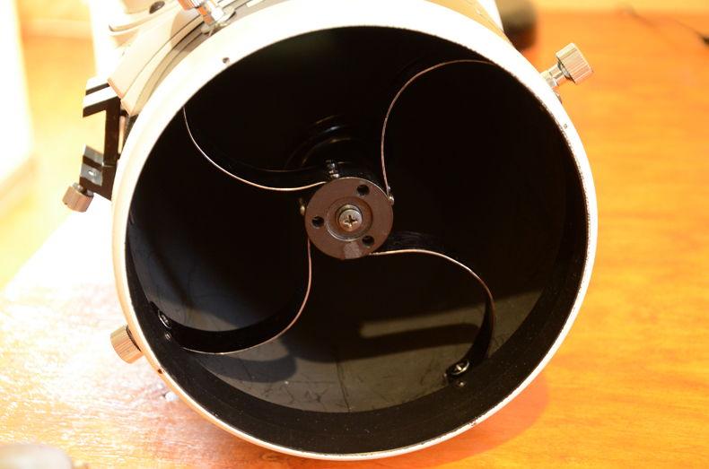 Растяжки телескопа
