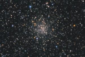 M71 - шаровое скопление в Стреле