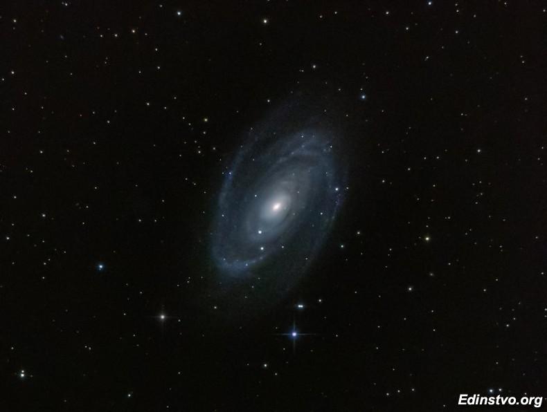 M81 — Галактика Боде