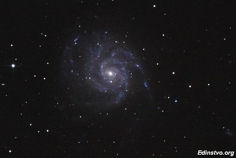 M101 — небольшая обработка в фотошопе