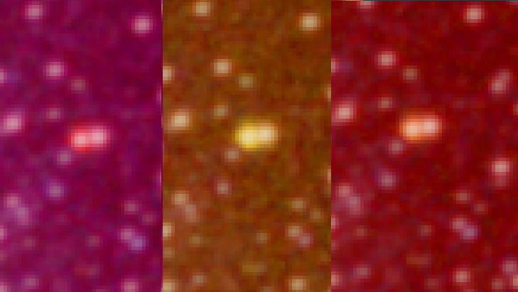 Ошибочный цвет звёзд