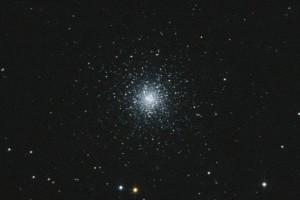 M53 - шаровое скопление в созвездии Волосы Вероники