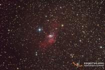 Туманность «Пузырь» NGC 7635