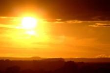 Солнце. Вид с Земли