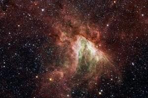 В межпланетном пространстве обнаружили молекулы перекиси водорода
