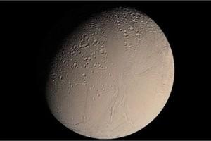 Океан соленой воды на Энцеладе