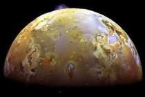 Ученые разгадали секрет спутника Юпитера Ио