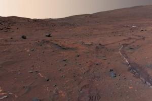 Марсианская вода может прятаться под ржавчиной